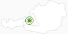 Langlaufgebiet Saalfelden Leogang in Saalfelden-Leogang: Position auf der Karte