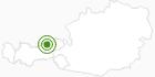 Langlaufgebiet Steinberg am Rofan am Achensee: Position auf der Karte