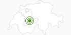 Langlaufgebiet Aeschi in Interlaken: Position auf der Karte