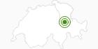 Langlaufgebiet Ferienregion Elm im Glanerland: Position auf der Karte