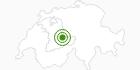 Langlaufgebiet Habkern in Interlaken: Position auf der Karte