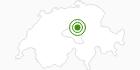 Langlaufgebiet Rigi in Luzern: Position auf der Karte
