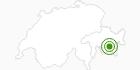 Langlaufgebiet St. Moritz in Engadin St. Moritz: Position auf der Karte