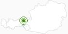 Langlaufgebiet Hopfgarten - Kelchsau in der Ferienregion Hohe Salve: Position auf der Karte