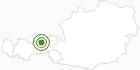 Langlaufgebiet Maurach am Achensee am Achensee: Position auf der Karte