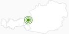 Langlaufgebiet Hochfilzen im Pillerseetal: Position auf der Karte