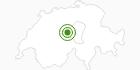 Langlaufgebiet Langis bei Sarnen in Obwalden: Position auf der Karte