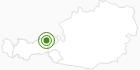 Langlaufgebiet Angerberg in der Ferienregion Hohe Salve: Position auf der Karte