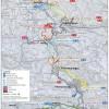 Loipenplan Ammergauer Alpen - Oberammergau - Unterammergau -