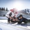 Zum umfangreichen Kursangebot zählen im Antholzertal neben Langlauf- auch Biathlonkurse.