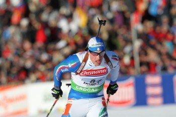 Der Biathlon-Weltcup in Antholz zählt zu den Highlights der Nordischen Wintersportsaison im Antholzertal.