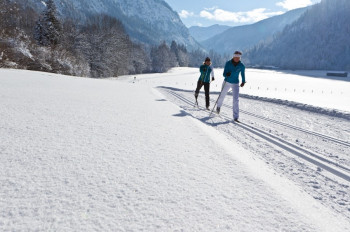 Langlaufen in Bayrischzell