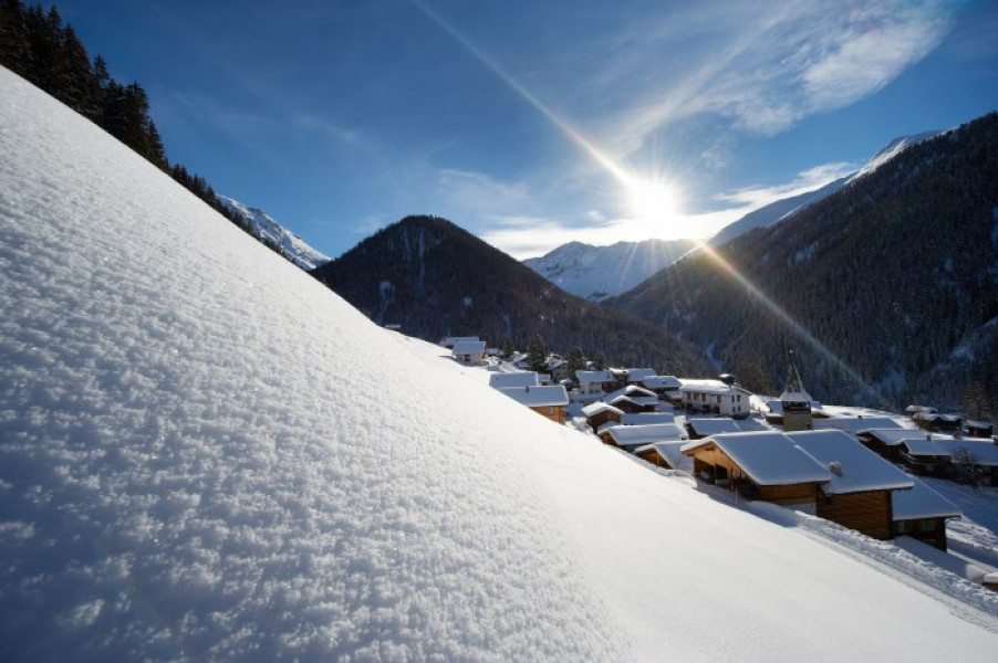 Sweepstakes winning and klosters switzerland