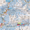 Val di Fassa cross country map