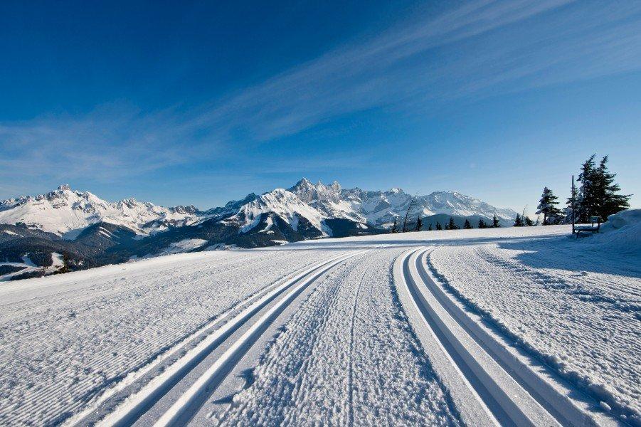 Cross Country Skiing Flachau Nordic Skiing Tracks