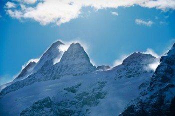 Grindelwald punktet mit einer traumhaften Kulisse.