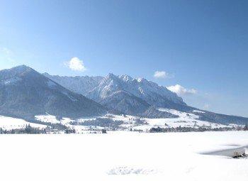 Der Kaiserwinkl im Norden Tirols zählt zu den Top-Langlaufregionen des Landes.