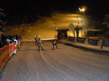 Auch einige Langlaufevents, wie der Nacht-Langlaufsprint, finden im Kaunertal statt.
