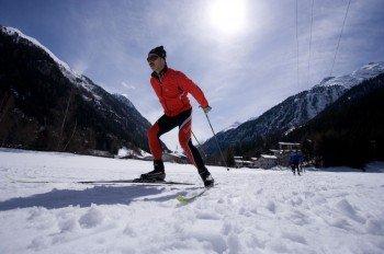 Das Kaunertal liegt eingebettet zwischen den imposanten Dreitausendern der Ötztaler Alpen.