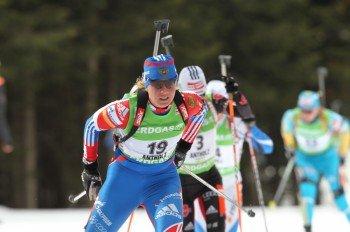 Auf den Spuren der Weltelite beim Biathlon-Weltcup Antholz