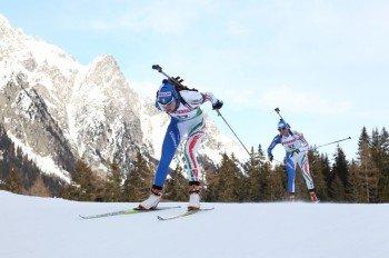 Die Besten der Besten messen sich beim Biathlon-Weltcup in Antholz