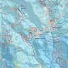 Wintersportkarte