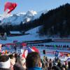 In Le Grand Bornand gibt es gleich zwei Biathlonstadien.