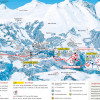 The trail map of Lenzerheide.