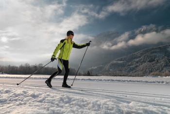 In den Lienzer Dolomiten stehen knapp 70 Loipenkilometer zur Verfügung.