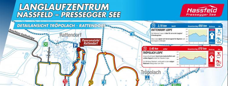 Langlaufzentrum Nassfeld-Pressegger See