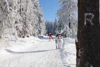 Wetter Oberhof 14 Tage