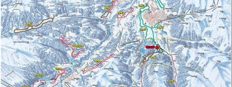 Trail Map Oberstdorf