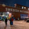 In Östersund befindet sich das Biathlonzentrum Schwedens.