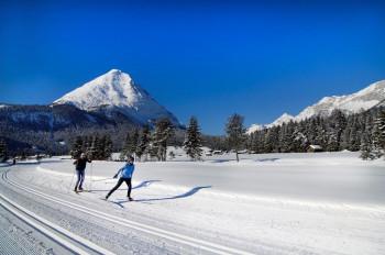 Langlauf in Leutasch