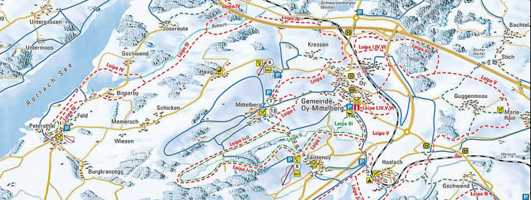 Trail Map Oy Mittelberg