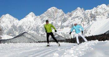 Ramsau am Dachstein zählt zu den Top-Langlaufregionen in Österreich!