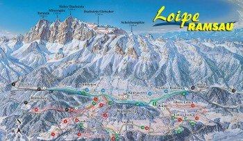200 Loipenkilometer können Langlauf-Fans hier erkunden.