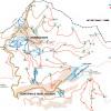 Loipenplan Rokytnice nad Jizerou (Rochlitz an der Iser)