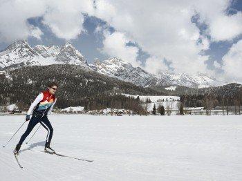 18 Loipen stehen den Nordischen Sportlern zur Auswahl