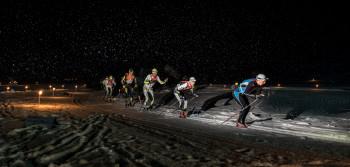 Moonlight Classic - Nacht-Langlaufrennen auf der Seiser Alm
