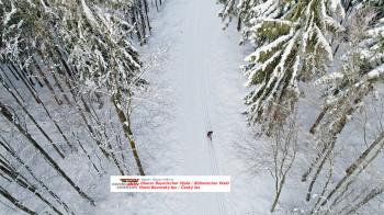 Langlaufen und Winterwandern in der Natur-aktiv-Region Oberer Bayerischer Wald/Böhmischer Wald