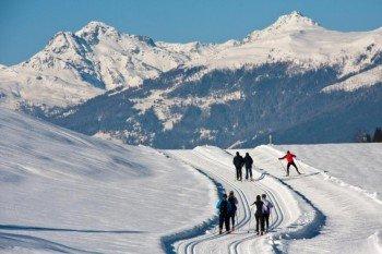 Winterlandschaft(c) Weissensee Information