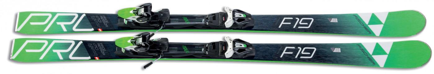 aacceded139305 Fischer Progressor F19 TI • Sport Carver • Skitest • Saison 2018 / 2019