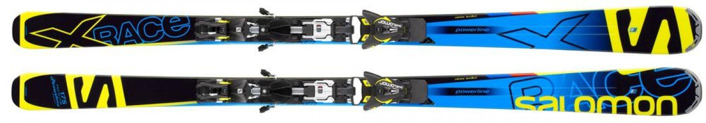 Libro Contestar el teléfono lanzador  Salomon X-Race - Race Inspired - Ski Review - Season 2013/2014
