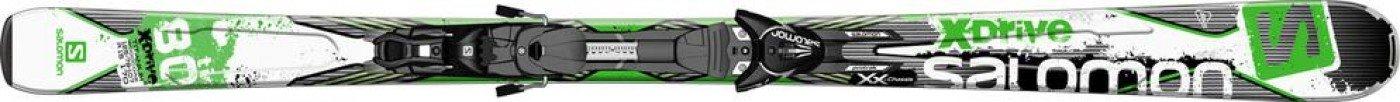 rušiti Puno mamac  Salomon X-Drive 80 TI - Race Inspired - Ski Review - Season 2014/2015