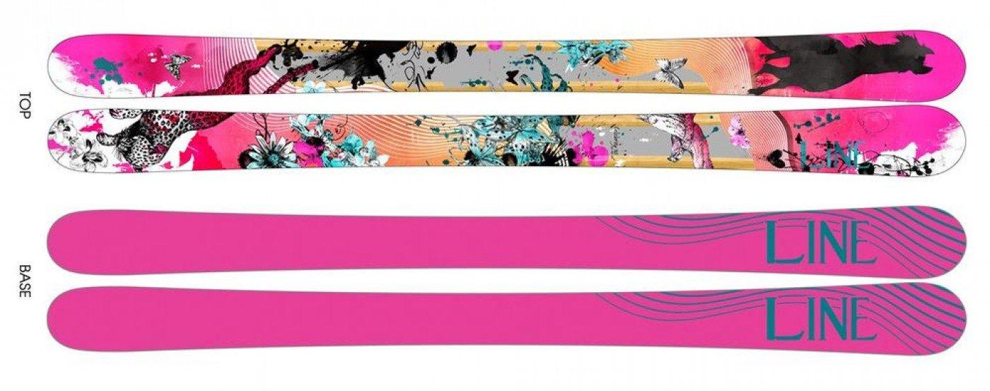 Salomon Lady Powder Ski Ski Review Season 20092010