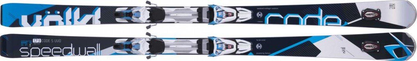 Völkl Code UVO • Allround Ski • Skitest • Saison 2015 2016