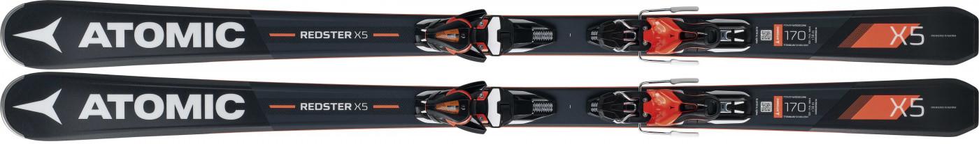 Atomic Redster X5 • Racecarver • Skitest • Saison 2018 2019