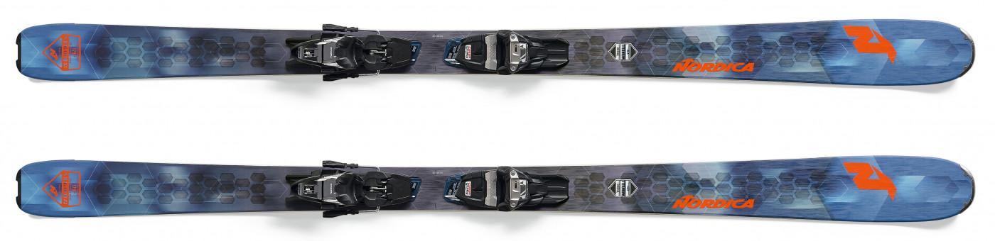 Nordica Navigator 85 FDT All Mountain Ski Ski Review