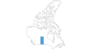 map of all ski resorts in Saskatchewan